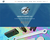 Absolute Supply Website